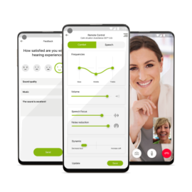Fernbedienung per Smartphone